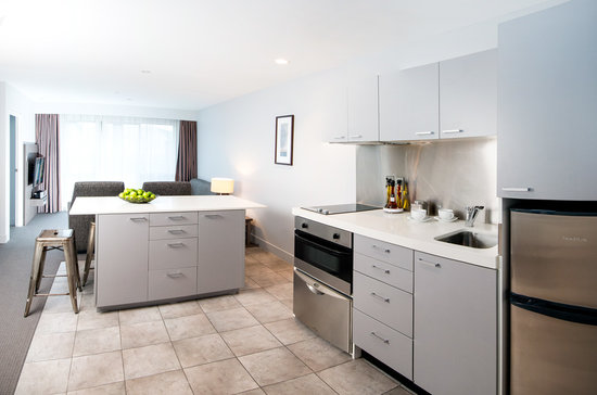 Quest Newmarket Serviced Apartments: Good family cooking and eating