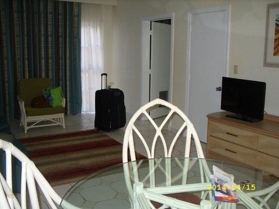 Tropicana Aruba Resort & Casino: Living
