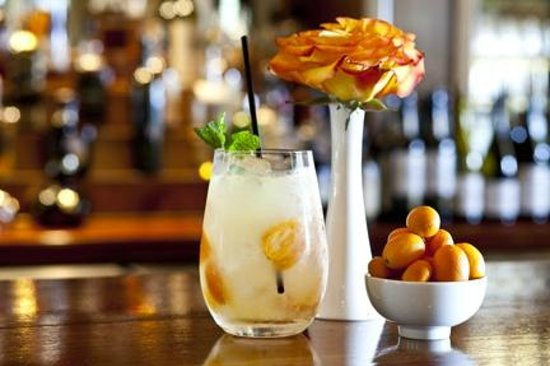 Kumquat Caipirinha - Picture of Inn at Dos Brisas, Washington ...