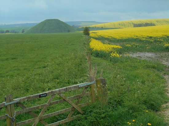 Mad Max Tours : Silbury Hill