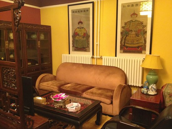 Michael's House : room