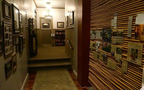 Hotel Grano de Oro San Jose: Corridor