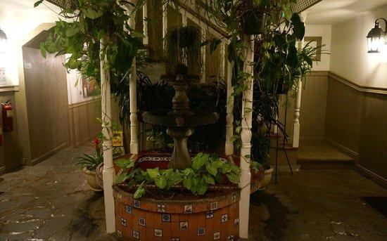 Hotel Grano de Oro San Jose: Internal courtyard
