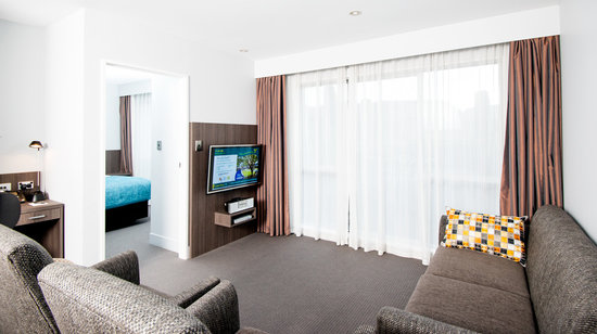 Quest Newmarket Serviced Apartments: Family living