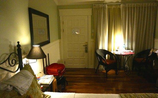 Hotel Grano de Oro San Jose: The room