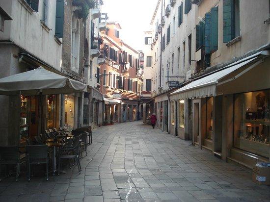 Hotel Canaletto : Calle del Hotel
