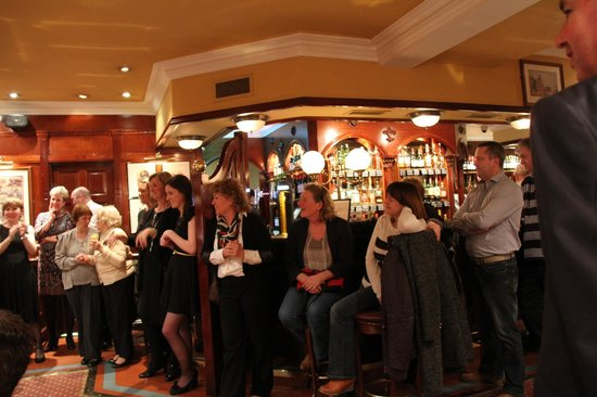 Granville Hotel: Celebrating Mike Hetherington
