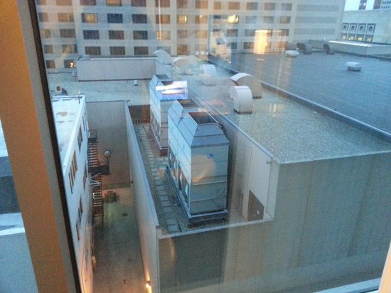 Indianapolis Marriott Downtown: View?