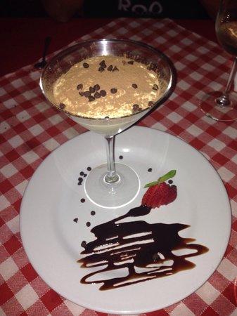 That's Amore: El tiramisu Gourmet!!!