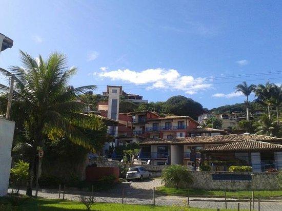 Coronado Beach Hotel: Fachada do Hotel