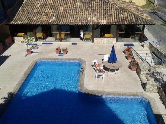 Coronado Beach Hotel: Piscina
