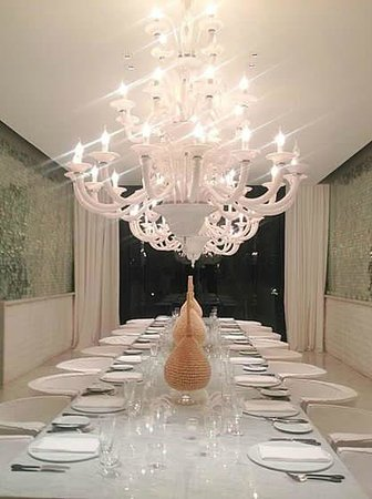 COMO Point Yamu: Private dining room