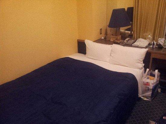 Hotel Park Inn Shinjuku : Semi double