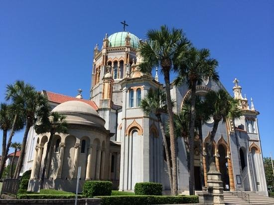 St. Augustine Gold Tours: one of many beautiful places you will see on this tour.