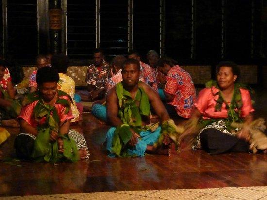 Nukubati Private Island : meke and kava