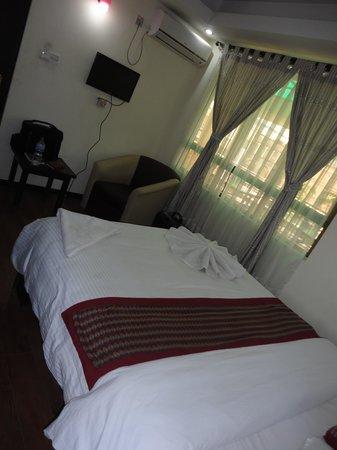 Kathmandu Home Hotel: Room View3