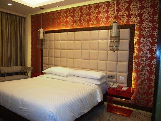 The Metropolitan Hotel & Spa: Bedroom