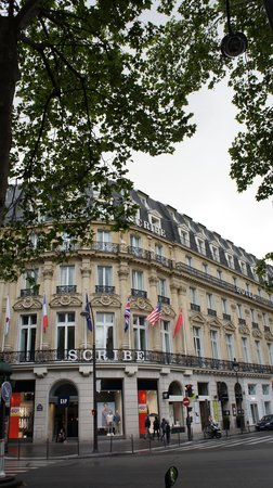 Hôtel Scribe Paris Opéra by Sofitel: 概観