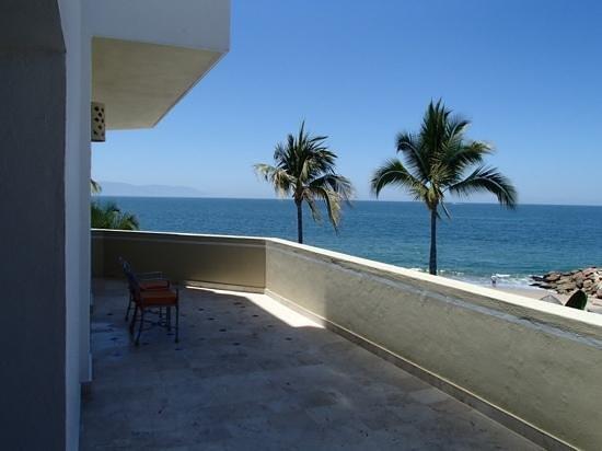 Villa Premiere Boutique Hotel & Romantic Getaway: master suite terrace