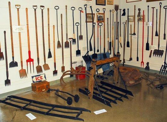 Knowlton Ice Museum