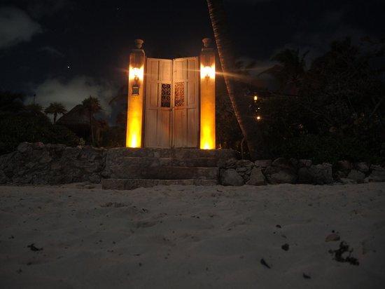 El Paraiso Tulum: Enter in paraiso