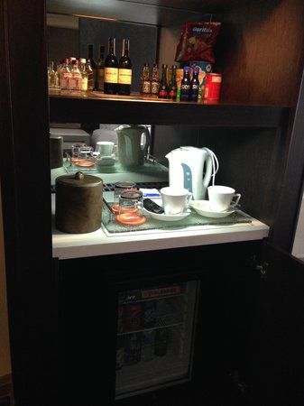 Midas Hotel and Casino : Coffee / Tea