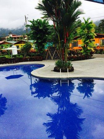 Hotel Villas Vilma: Lindo lugar