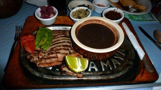 La Chaya Maya: Entree Two