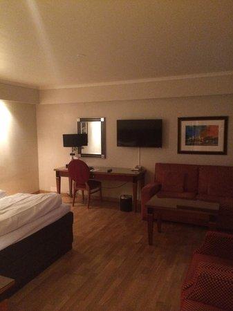 Grand Hotel : room