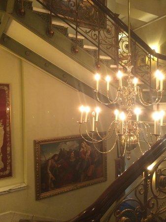 Grand Hotel: inside of hotel