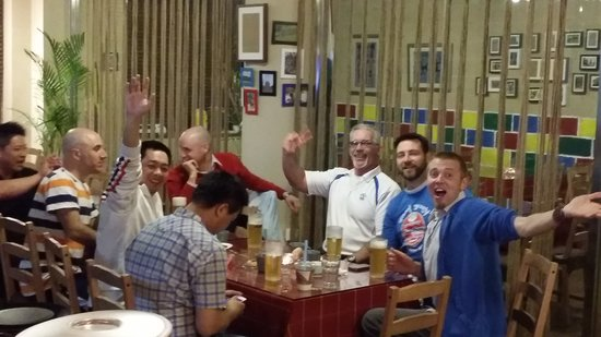 List Restaurant: Party Time!!!