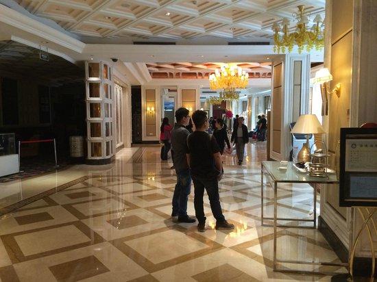 Ramada Yichang : Hotel Lobby