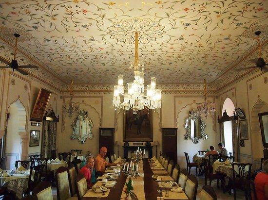 Nahargarh Ranthambhore: Restaurant