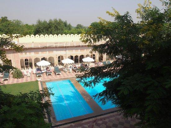 Nahargarh Ranthambhore: Pool