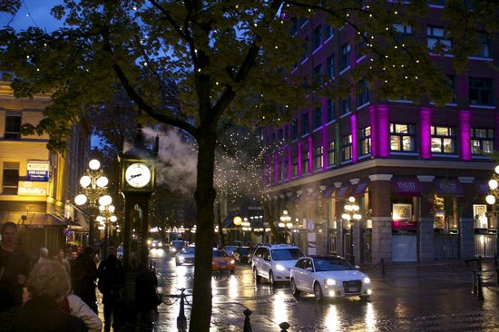 Forbidden Vancouver Walking Tours: The stunning sites you see on the Lost Souls of Gastown tour.