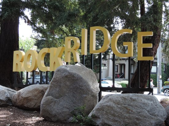 Rockridge Neighborhood History & Walking Food Tour