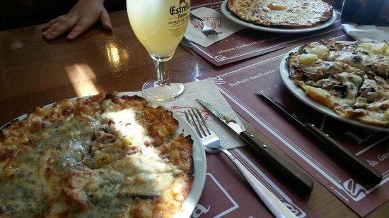 La Piazzenza : пицца