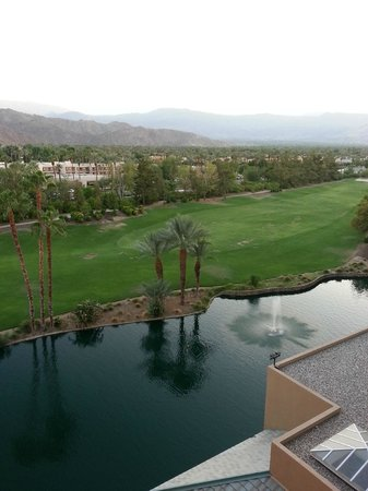 Renaissance Indian Wells Resort & Spa: View from our balcony