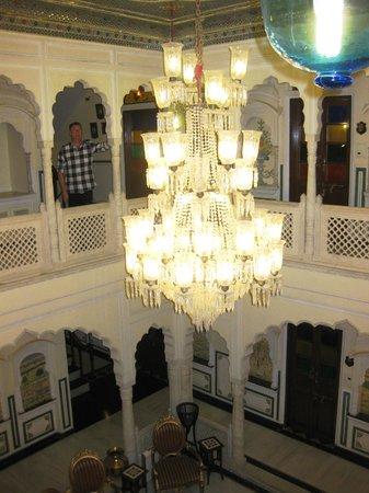 Shahpura House: Foyer