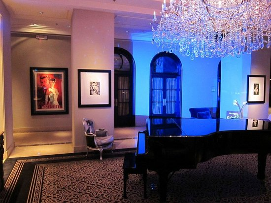 Hotel ZaZa Houston: Lounge Lobby
