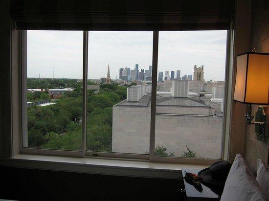 Hotel ZaZa Houston: North View 803