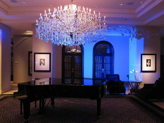 Hotel ZaZa Houston: Lobby Lounge