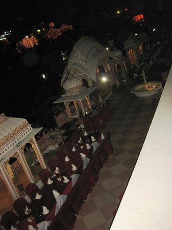 Shahpura House: Terrace Restaurant