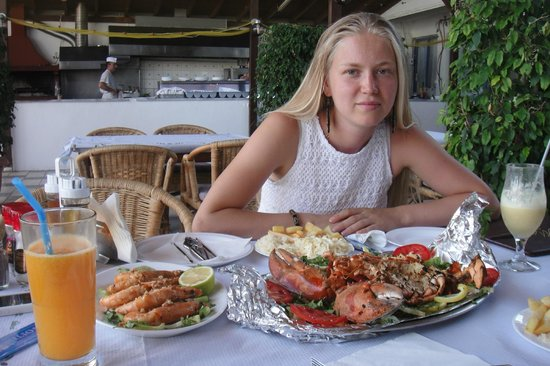 Food And Drink Prices In Rhodes