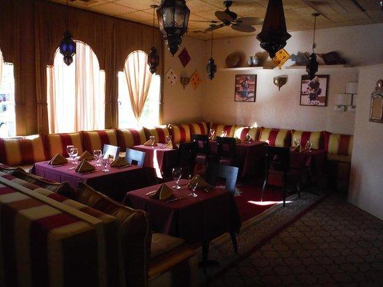 Kefta tajine picture of argana moroccan restaurant las for Argana moroccan cuisine