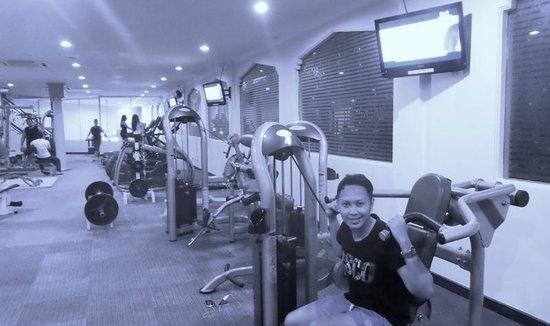 Ibis Styles Solo : fitnes center