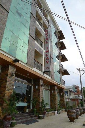Royal Inlay Hotel: Hotel