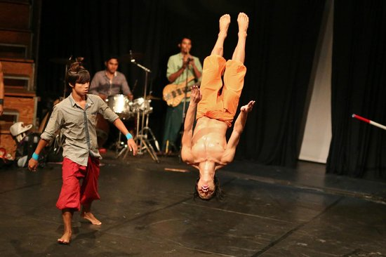 Phare, The Cambodian Circus: amazing