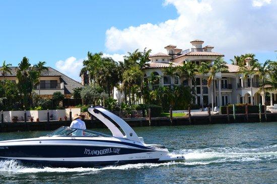 Intracoastal Waterway : Ft.Lauderdale, 2014