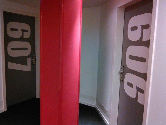 Generator Hostel Hamburg: Интерьеры на этаже